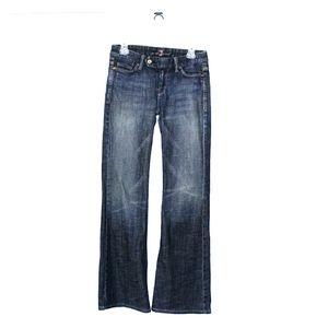 7 For All Man Kind Straight Leg Size 26
